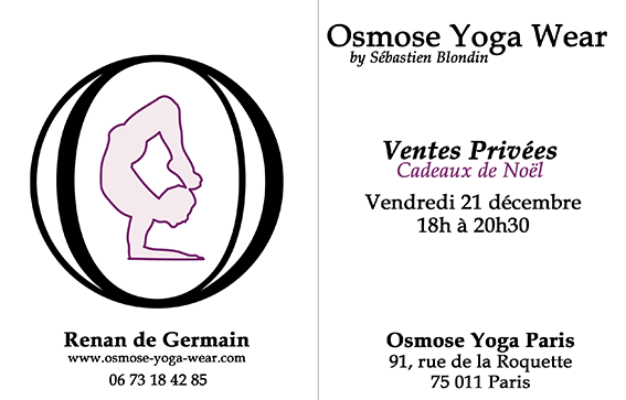 Osmose Yoga Wear